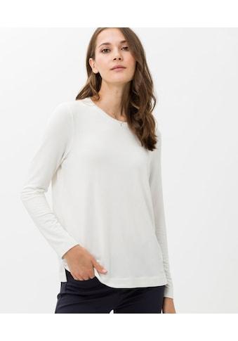 Brax Langarmshirt »Style CARA« kaufen