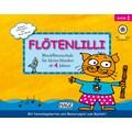 Hage Blockflöte »Lillis Blockföten Set - Deutsche Griffweise«, Sopran, C-Dur, Deutsch
