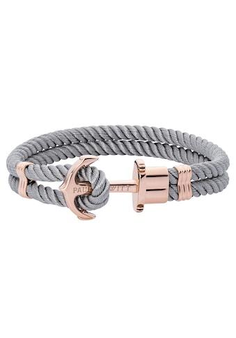PAUL HEWITT Armband »Anker, PHREP IP, PH-PH-N-R-Gr-S, PH-PH-N-R-Gr-L« kaufen