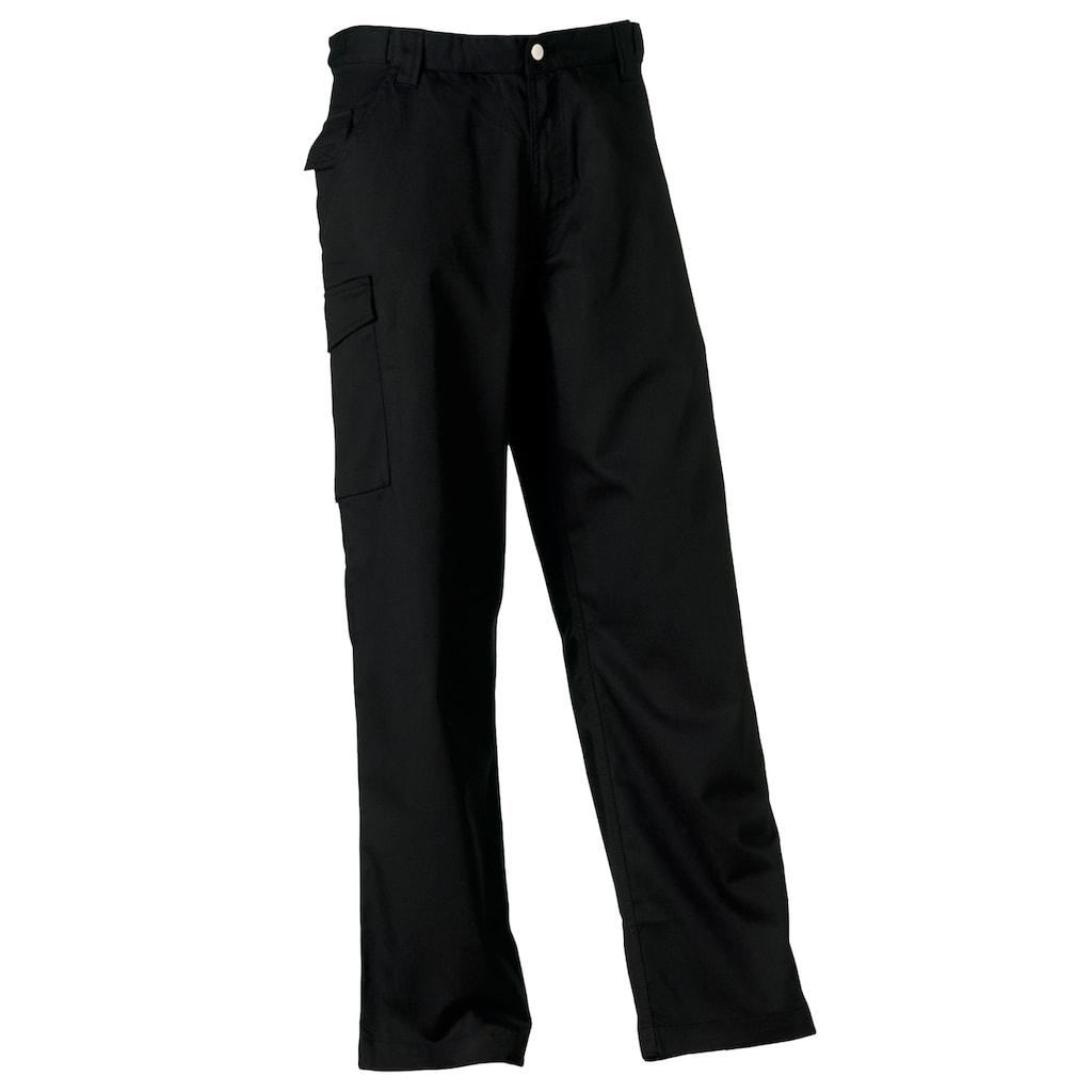 Russell Funktionshose »Workwear Polycotton Twill Hose für Männer, Standard Beinlänge«