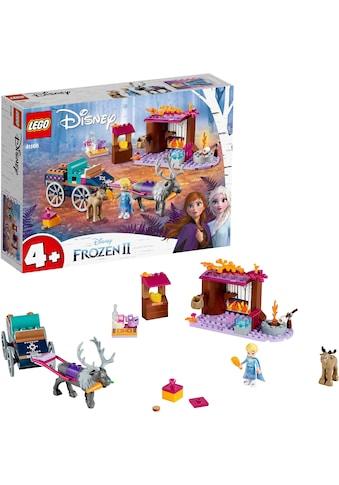 """LEGO® Konstruktionsspielsteine """"Elsa und die Rentierkutsche (41166), LEGO® Disney Princess"""", (116 - tlg.) kaufen"""