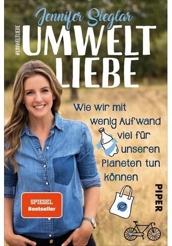 Buch »Umweltliebe / Jennifer Sieglar« kaufen