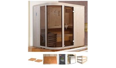 weka Sauna »Sara 1«, 7,5 kW Bio-Kombiofen mit ext. Strg. kaufen
