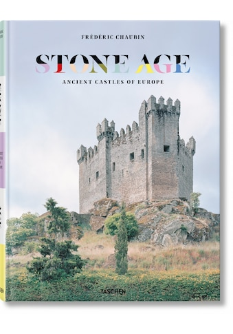 Buch »Frédéric Chaubin. Stone Age. Ancient Castles of Europe / DIVERSE« kaufen