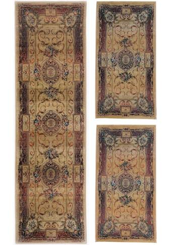 THEKO Bettumrandung »Gabiro 856«, Bettvorleger, Läufer-Set für das Schlafzimmer, gewebt, Orient-Optik kaufen