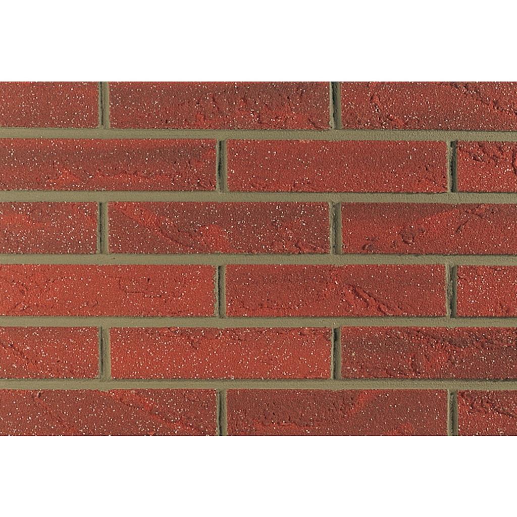 ELASTOLITH Verblender »Colorado«, rot, für Außen- und Innenbereich, 1 m²