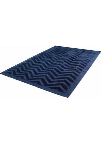 Kayoom Teppich »Luxury 410«, rechteckig, 13 mm Höhe, Wohnzimmer kaufen