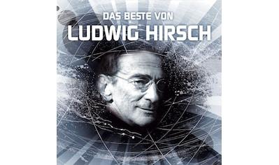 Musik - CD BESTE VON, DAS / Hirsch,Ludwig, (1 CD) kaufen