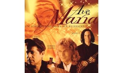 Musik-CD »Ave Maria-Die Schönsten Melodien Zur Weihnacht / Various« kaufen