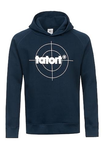 Nastrovje Potsdam Kapuzensweatshirt »Tatort Classic« kaufen