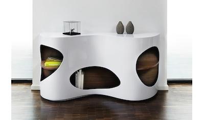 SalesFever Sideboard, Design Kommode Made in Germany, Anrichte in ultramoderner Form kaufen