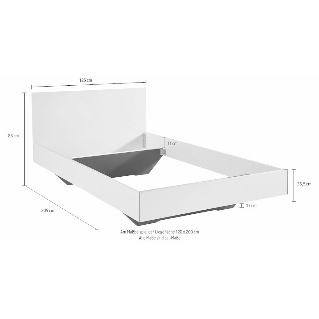 rauch ORANGE Bett »Manja«