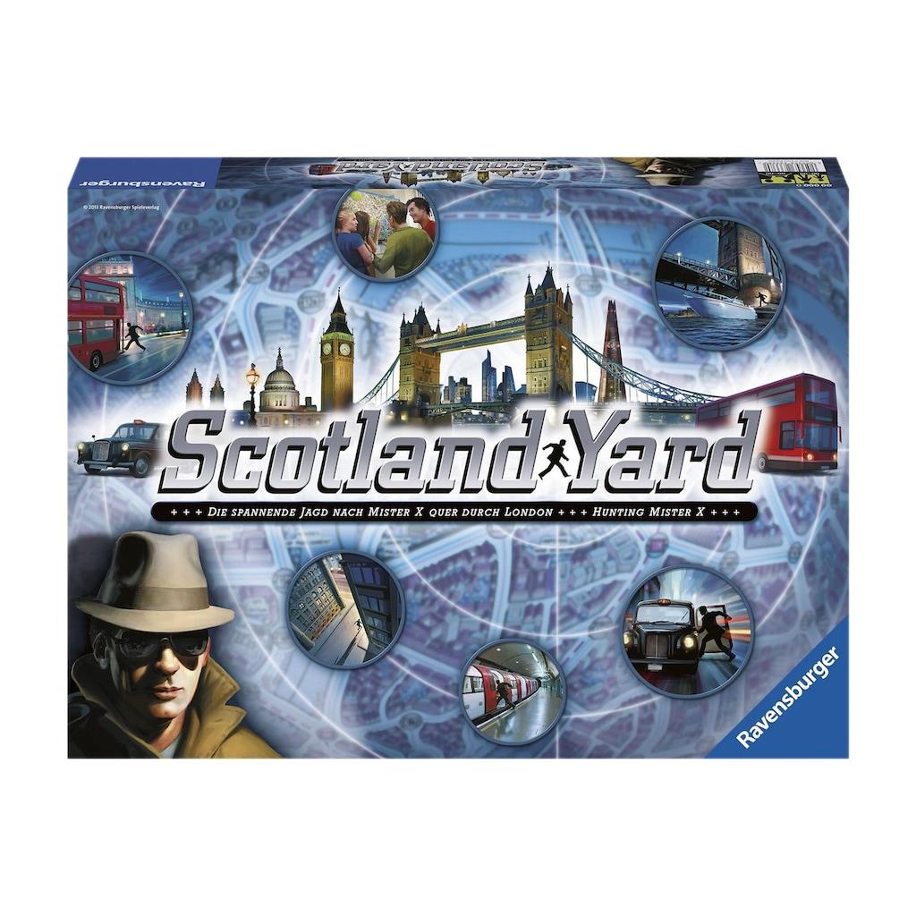Ravensburger Spiel »Scotland Yard«, Made in Europe, FSC® - schützt Wald - weltweit