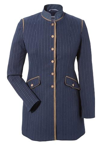 OS - Trachten Trachtengehrock Damen in modischem Streifenlook kaufen