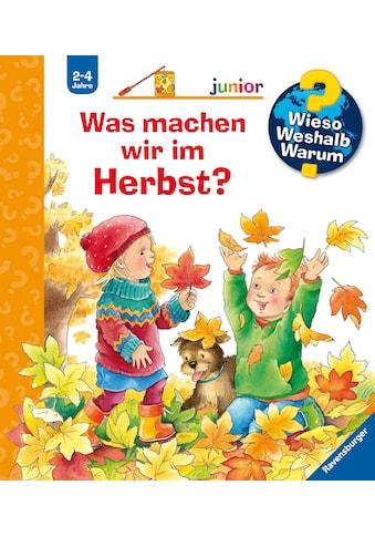 Buch »Was machen wir im Herbst? / Andrea Erne, Susanne Szesny« kaufen
