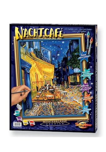 Schipper Malen nach Zahlen »Meisterklasse Premium - Das Nachtcafé nach Vincent van... kaufen
