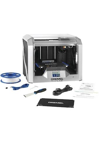 DREMEL 3D-Drucker »DigiLab 3D40 FLEX«, BxTxH: 52x40x41 cm kaufen