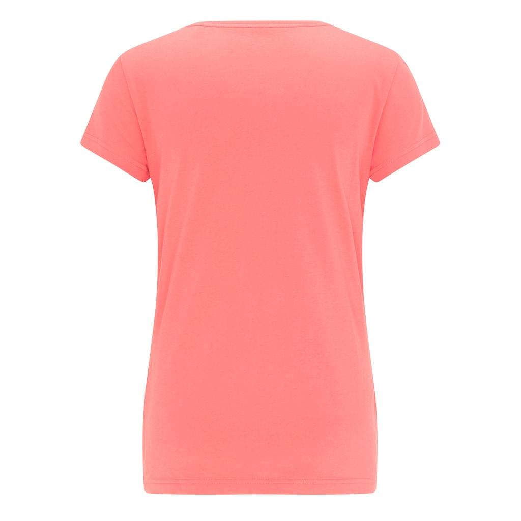 MUSTANG T-Shirt »Alexia C Print«