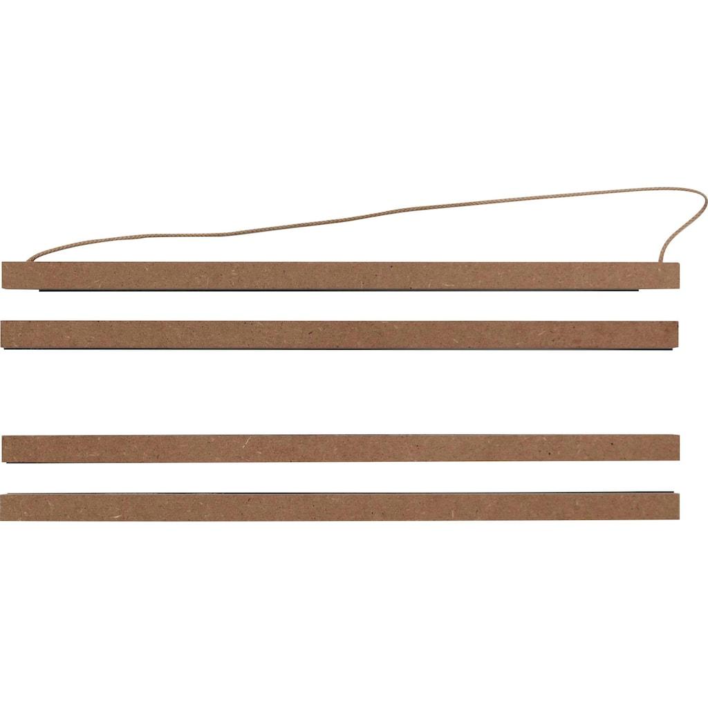 Reinders! Bilderrahmen »Click Frame Wood 31,5cm Click Wood Frame - 31,5cm«