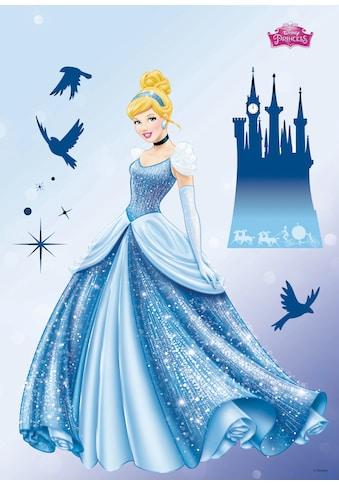 KOMAR Packung: Wandtattoo »Princess Dream«, 10 - teilig kaufen