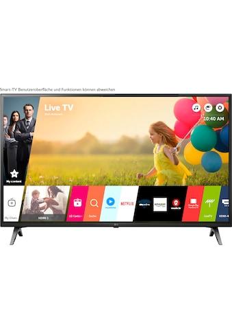 LG 60UM71007LB LCD - LED Fernseher (153 cm / (60 Zoll), 4K Ultra HD, Smart - TV kaufen