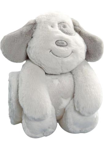 BIEDERLACK Babydecke »Hund« kaufen