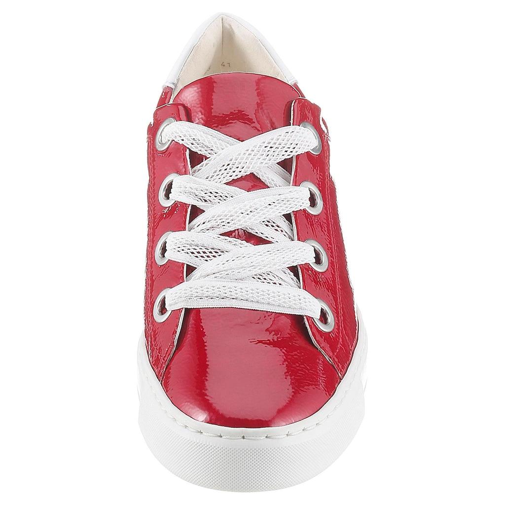 Ara Plateausneaker »COURTYARD«, in komfortabler Schuhweite G (=weit)