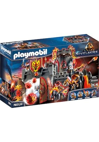 Playmobil® Konstruktions-Spielset »Festung der Burnham Raiders (70221), Novelmore«,... kaufen