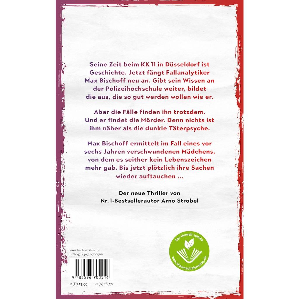 Buch »Mörderfinder - Die Spur der Mädchen / Arno Strobel«