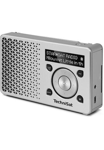 TechniSat Digitalradio (DAB+) »DIGITRADIO 1«, (Digitalradio (DAB+) 1 W), Made in Germany kaufen