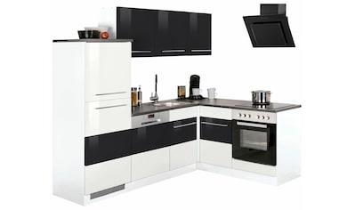 Winkelküche »Trient«, ohne E - Geräte, Stellbreite 230 x 170 cm kaufen