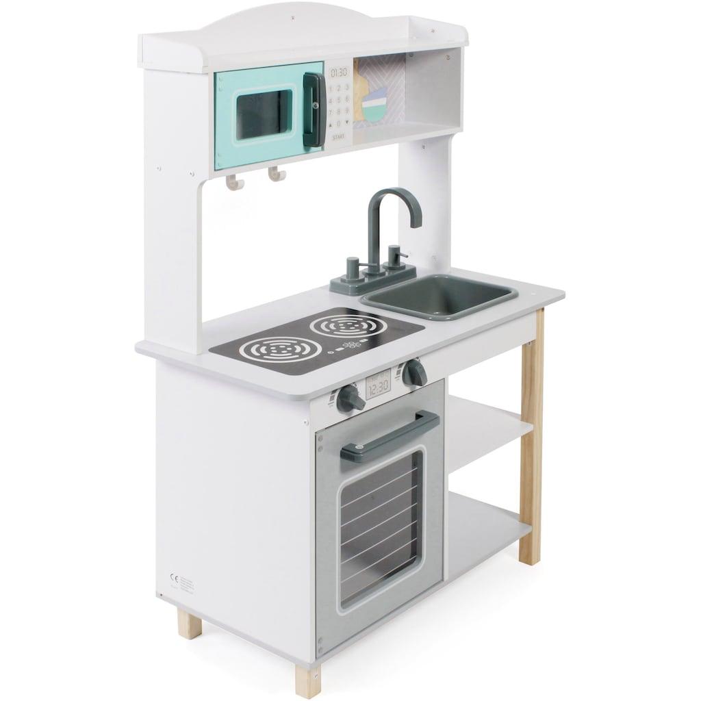 CHIC2000 Spielküche »weiß-grau«