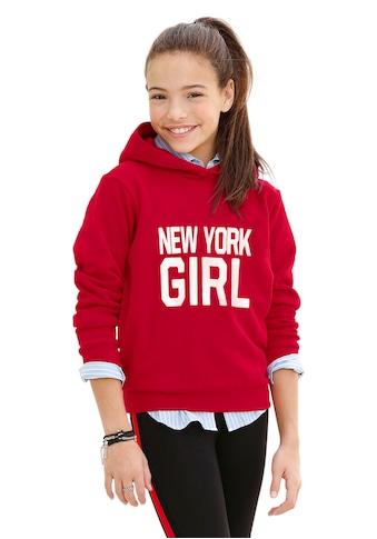 Arizona Kapuzensweatshirt, weite modische Form kaufen