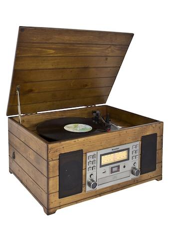 Karcher Nostalgie - Musikanlage mit Plattenspieler »NO - 038« kaufen