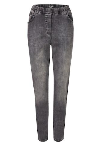 VIA APPIA DUE Trendige Jeans mit Galonstreifen Plus Size kaufen