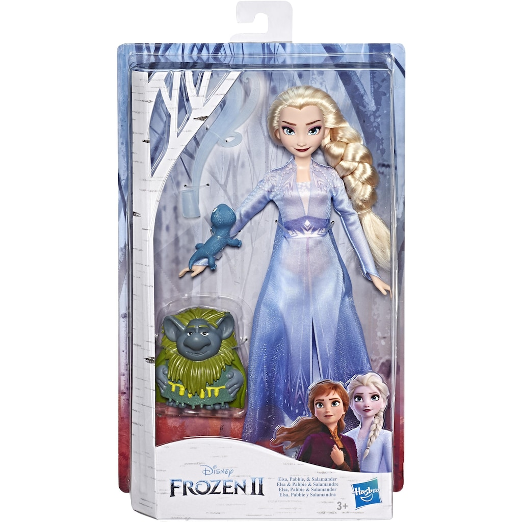 Hasbro Anziehpuppe »Die Eiskönigin II, Elsa im Reise-Outfit«