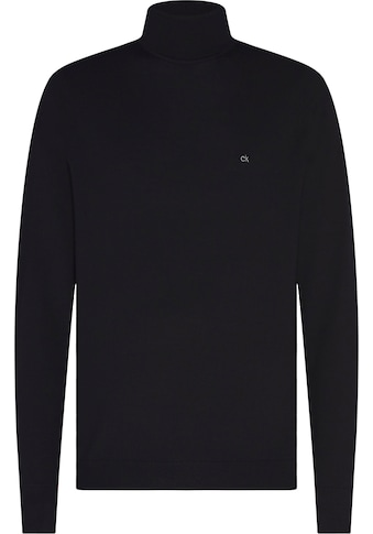 Calvin Klein Rollkragenpullover »SUPERIOR WOOL TURTLE NK SWEATER« kaufen