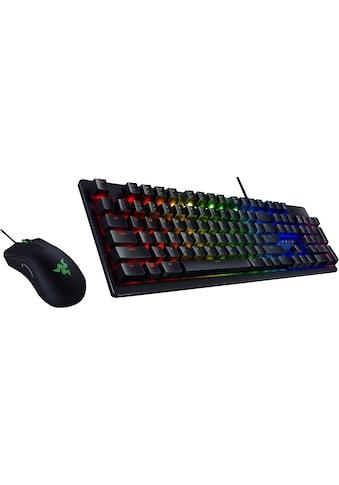 RAZER »Deathadder Elite + Huntsman« Tastatur -  und Maus - Set kaufen