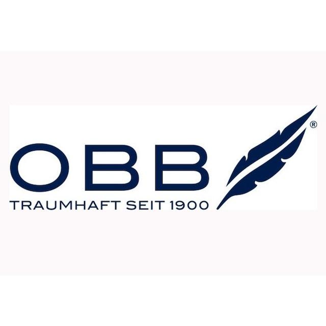 Bettdecke, OBB, »DeLuxe«.