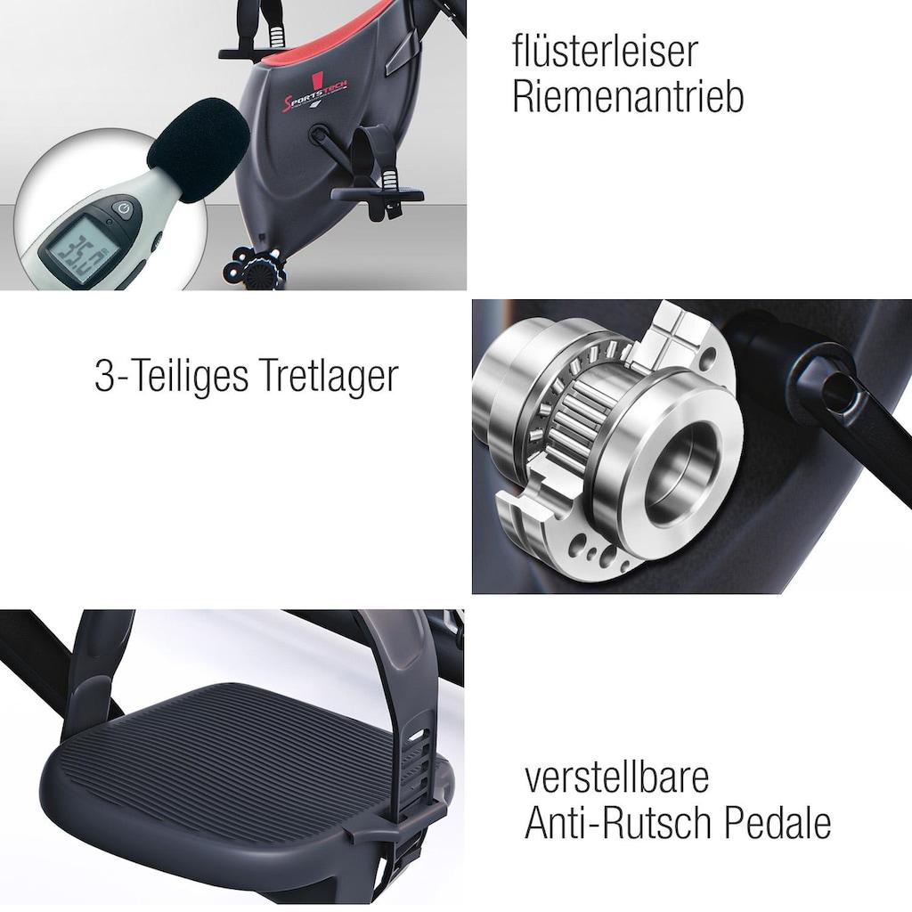 Sportstech Heimtrainer »X100-B«, Zugbandsystem