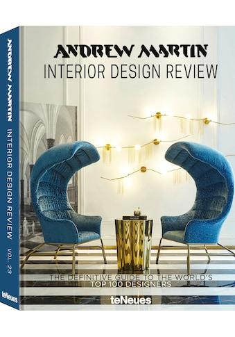 Buch »Andrew Martin, Interior Design Review Vol. 23 / Andrew Martin« kaufen