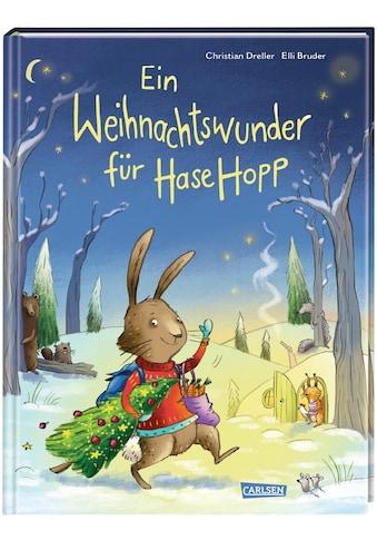 Buch »Ein Weihnachtswunder für Hase Hopp / Christian Dreller, Elli Bruder« kaufen