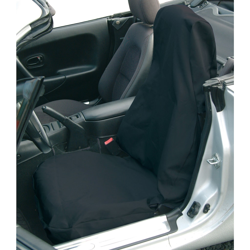 RÖKÜ-OTTO Autositzbezug, geeignet für Sitzairbag