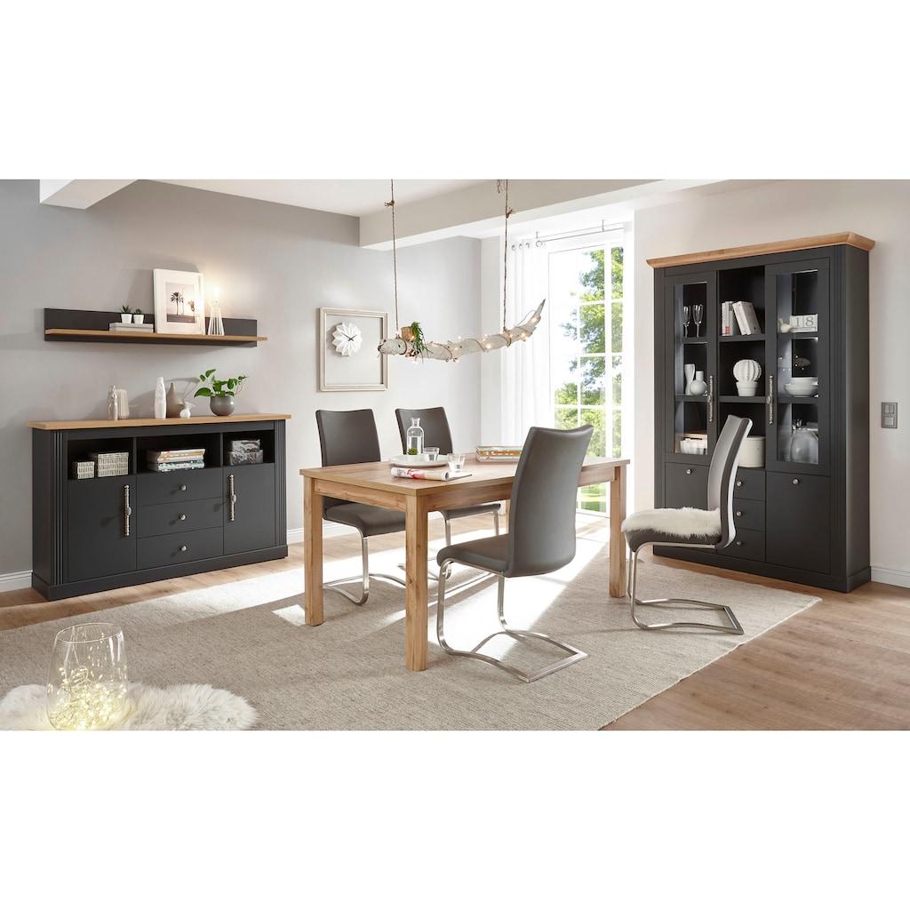 Home affaire Sideboard »Westminster«, im romantischen Landhausstil
