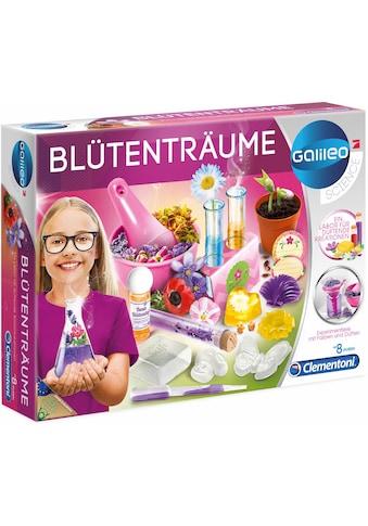 Clementoni® Experimentierkasten »Galileo Blütenträume«, Made in Europe kaufen