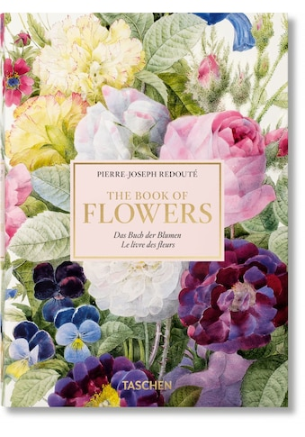 Buch »Redouté. The Book of Flowers. 40th Anniversary Edition / DIVERSE« kaufen