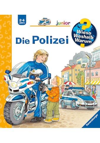 Buch »Die Polizei / Andrea Erne, Wolfgang Metzger« kaufen