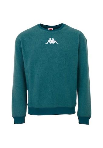 Kappa Sweatshirt »AUTHENTIC FIONN«, in aussen angerauter Sweatqualität kaufen