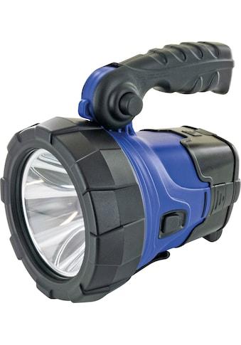 Schwaiger LED Camping Lampe mit Solar Akku Taschenlampe Handstrahler kaufen