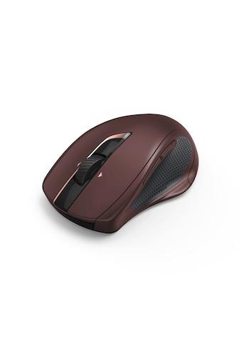 Hama PC Funk Maus, kabellose Laser Computermaus, Auto - dpi/Silent »MW - 800, 7 Tasten, kompakt« kaufen